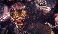 Il Brumak di Gears of War potrebbe arrivare su Monster Hunter World