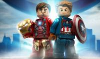 LEGO Marvel's Avengers - Character Pack Captain America: CivilWar Trailer Ufficiale