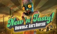 Oddworld New 'n' Tasty! è il nuovo titolo gratuito su Epic Games Store
