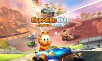 Esce oggi Garfield Kart Furious Racing