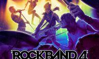 Rock Band 4 - Ecco i nuovi strumenti