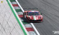 Ferrari scende in pista alla 'Le Mans Virtual Series'