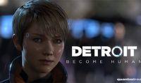 Detroit: Become Human - Per Cage scrivere è un processo ''lungo e doloroso''
