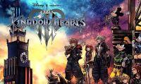 Kingdom Hearts 3 - Ecco le prime immagini della PS4 a tema