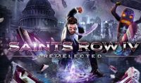 Saints Row IV: Re-Elected è disponibile su Nintendo Switch