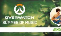 Overwatch Summer of Music, arriva la performance dell'italiano Davidlap