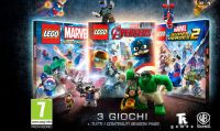 LEGO Marvel Collection è disponibile su PS4 e One - Ecco il trailer di lancio