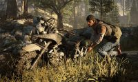 Deacon e la sua motocicletta protagonisti del nuovo video-diario di Days Gone