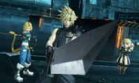Nuove immagini in HD per Dissidia Final Fantasy NT
