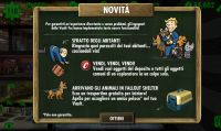 E' disponibile un nuovo update per Fallout Shelter