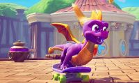 Spyro Reignited Trilogy - Ecco il peso della Day One Patch su PS4