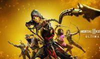 Mortal Kombat 11 Ultimate, il nuovo trailer svela il ritorno del semidio Edeniano Rain
