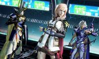 Svelata la data d'uscita ufficiale di Dissidia Final Fantasy NT
