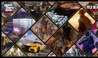 GTA Online e Red Dead Online: stagione festiva da record