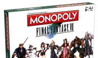 Arriva il Monopoly di Final Fantasy VII