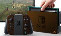 Nintendo Switch - dettagli inaspettati sullo schermo