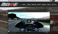Milestone inaugura il sito ufficiale di MotoGP 13