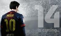 La prima immagine di FIFA 14
