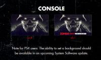 PS4 - Arrivano gli sfondi personalizzati?