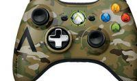 Xbox 360 - controller Special Edition Camouflage da maggio