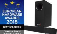 Sound BlasterX Katana vince il prestigioso European Hardware Association Award per il secondo anno consecutivo