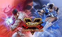 Street Fighter V: Champion Edition - Nuovi personaggi e tanto altro in arrivo con la quinta stagione