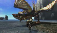 Monster Hunter 3 Ultimate Wii U in mostra