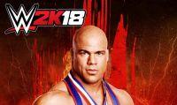 WWE 2K18 - Ecco il trailer dedicato a Kurt Angle