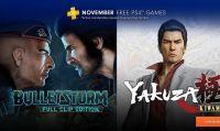 Svelati con largo anticipo i giochi inclusi nell'abbonamento PlayStation Plus di novembre?