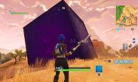 Fortnite - Ecco cosa cela al suo interno il misterioso Cubo Viola