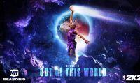 NBA 2K21 annuncia l'ultima esperienza su MyTEAM con la Stagione 9: Fuori dal mondo