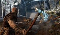 L'ascia di Kratos riprodotta dai fabbri di Man at Arms: Reforged