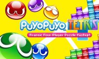 Puyo Puyo Tetris: Frantic Four-Player Puzzle Mashup disponibile sul PS Store