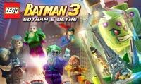 LEGO Batman 3: Gotham e Oltre - Brainiac Trailer e Artwork