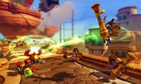 Skylanders SWAP force - video gameplay