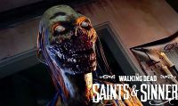 Disponibile ora The Walking Dead: Saints & Sinners