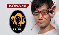 Konami chiede di non nominare Kojima in un'intervista