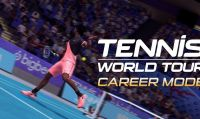 Svelata la modalità carriera di Tennis World Tour