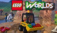 LEGO Worlds - Data di lancio, immagini e trailer