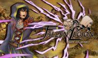 NIS America presenta un nuovo trailer di Fallen Legion: Rise to Glory