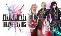 Final Fantasy Brave Exvius è stato scaricato oltre 30 milioni di volte