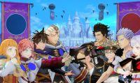 Nuove funzioni in arrivo nell'aggiornamento gratuito per Black Clover Quartet Knights