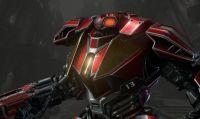 Quake Champions - Bethesda presenta il robot Clutch