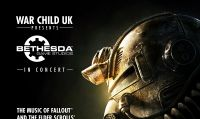 War Child UK presenta Bethesda Game Studios in concerto
