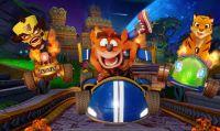 Crash Team Racing: Nitro-Fueled - Svelato il peso della versione Nintendo Switch
