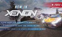 Xenon Racer - Sono disponibili nuovi contenuti gratuiti