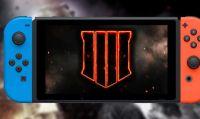 Treyarch non ha pianificato una versione Switch di CoD: Black Ops 4