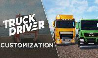 Il nuovo video di Truck Driver mostra le funzionalità di personalizzazione