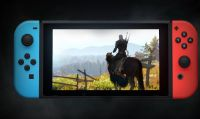 Svelata la risoluzione di The Witcher 3: Wild Hunt - Complete Edition su Nintendo Switch