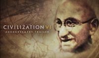 Ghandi guida l'India in Civilization VI